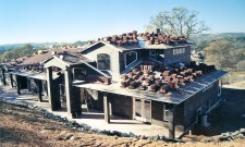 Terhune Family Home Underconstruction
