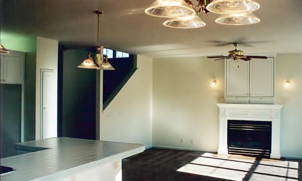 Liebig Construction - Briggs-familyroom
