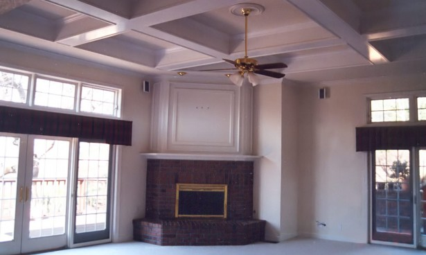 Liebig Construction - Maclore Livingroom