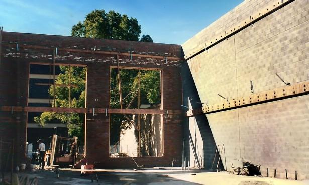 H Street - Load Bearing Wall
