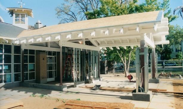 Liebig Construction - Cesar-Chavez-Park