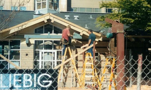 Liebig Construction Cmmercial - Cesar Chavez Park