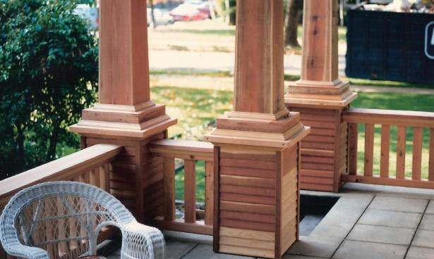 Liebig Woodwork Detail